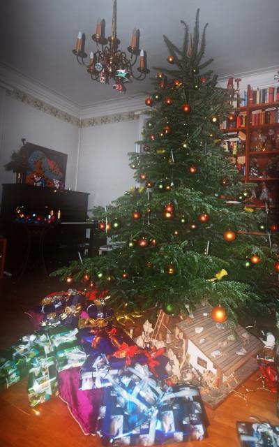 Dieters Weihnachtsbaum 2007
