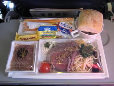 Essen in der Luft 1