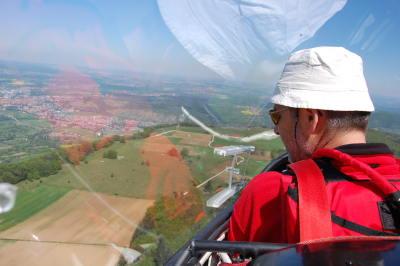 Luftsportverein Rossfeld sucht Nachwuchs